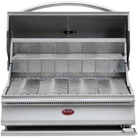 Cal Flame 32 INCH G-Series Built in Charcoal Grill BBQ09G870