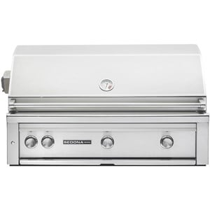 Lynx Sedona 42-Inch Built-In  Gas Grill With Rotisserie - L700R