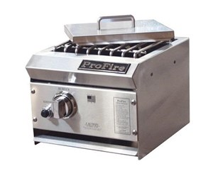 ProFire Built-In  Gas Single Side Burner - PFSSB