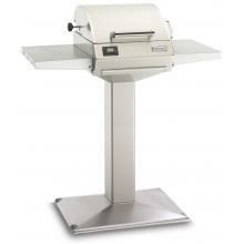 Fire Magic E250s Electric Grill On Patio Post #E250s-1Z1E-P6