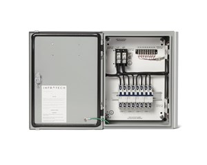 Infratech  (6 Relay) Panel For Electric Heater- 30-4056