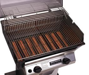 BROILMASTER R3N Infrared Grill, Natural Gas