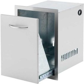 Cal Flame 16-1/2 In. Slide-Out Propane Tank Drawer