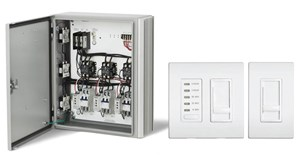 Infratech Universal Management System Panel (5 Relay) For Electric Heater  30-4065