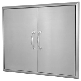 "Blaze 40"" Double Access Doors"