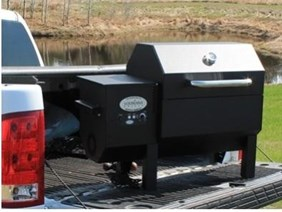LOUISIANA COUNTRY SMOKER TAILGATER 36.75 INCH