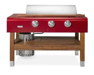 CALIBER ROCKWELL GRILL 60 INCH GRILL WITH WOOD BASE CRG-60-R