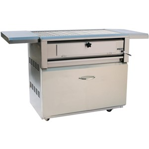 Luxor 42 Inch Free Standing Charcoal Grill AHT-42-CHAR-F-OT
