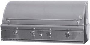 ProFire Professional Deluxe Series 48-Inch Built-In  Gas Grill With Rotisserie PFDLX48R