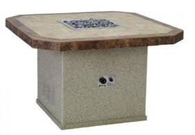 BULL 31049 SQUARE FIRE TABLE