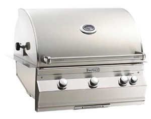 Fire Magic Aurora A660i Built-in Natural Gas Bbq Grill with 1 infrared burner- A660i-5L1n