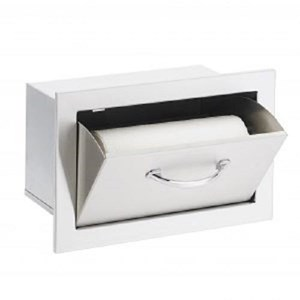 SUMMERSET STAINLESS STEEL Towel Drawer Holder  SSTDH-1