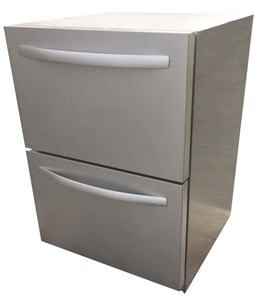 RCS  R SERIES UL RATED  STAINLESS STEEL TWO DRAWER REFRIGERATOR - REFR4 - NEW 2018 MODEL