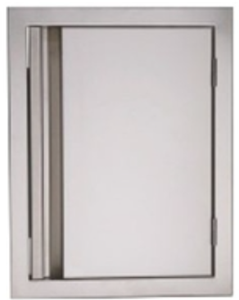 RCS VALIANT SERIES STAINLESS STEEL VERTICAL DOOR REVERSIBLE - VDV1 NEW 2018 MODEL