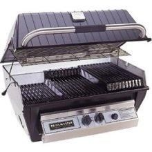 BROILMASTER Super Premium Grill w/Smoker Shutter #P3SXN Natural Gas -
