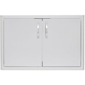 Blaze 25 Inch Double Access Door - BLZ-AD25-R