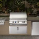 Fire Magic Aurora A790i Built-in Natural Gas Grill With Rotisserie - A790i-6ean