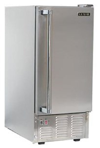 Luxor 44 Lb. Outdoor Ice Maker - Stainless Steel - AHT-OD-IM