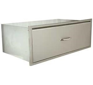 Luxor Medallion Extra Large Single Storage Drawer - AHT-M-1D-42