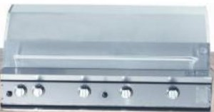 48 INCH 88,000 BTU BUILT IN Grill &13,500 BTU Rear Broiler & Rotisserie