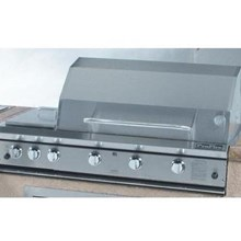 ProFire Professional Series 48-Inch Built-In Gas Grill With Double Side Burner - PF48S