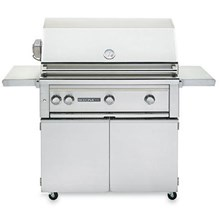 Lynx Sedona  36-Inch Freestanding  Gas Grill With Rotisserie - L600FR