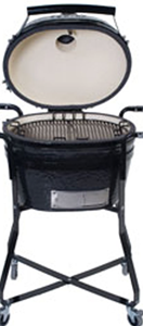 Primo Oval JR 200 Ceramic Smoker Grill Cradle base model #PRM774 + PRM306