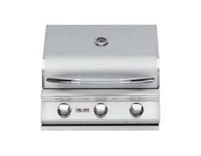 DELSOL 25″ Outdoor Built in Gas Grill DSBQ25G