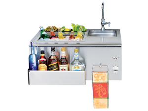 "Twin Eagles 30"" Outdoor Bar TEOB30-B"