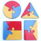 Mini Puzzles - Shapes