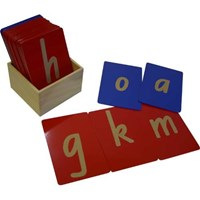 Sandpaper Letters - Lower Case