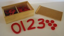 Numbers and Counters Box
