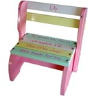Pastel Pink Kindy Chair