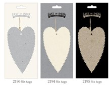 Heart Tag pack