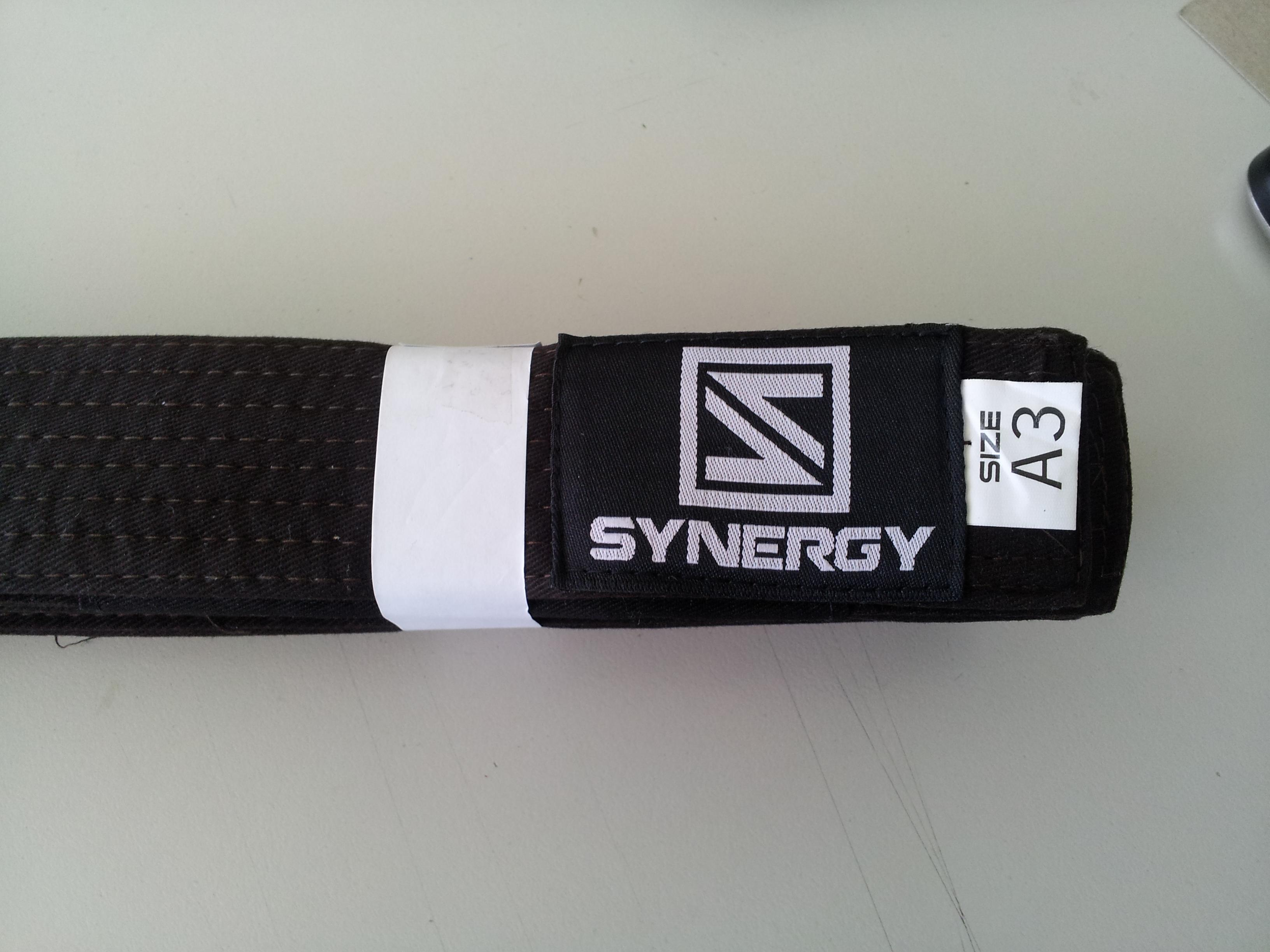 synergy bjj brown belt