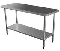 Stainless Steel Table 120cm - EN0174