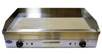 Griddle 100cm electric *CHROME*- EN119