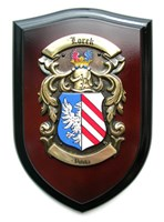 Heraldic Plaque - Medium
