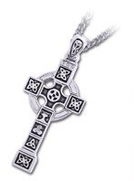 S44116 - Celtic Cross on Chain