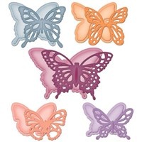 Spellbinders Grand Wonderful Wings LF-006