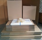 Bundle 4G - Starter Pack - 20x 104lt Tea Chest, 20 x 52lt Book Box, 5kg Paper &  3 Tape - Pickup or add Delivery at checkout
