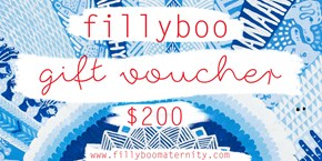 Fillyboo Gift Certificate ($200)