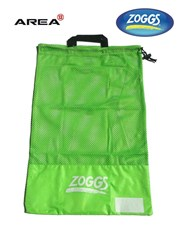 ZOGGS MESH SWIM BAG GREEN