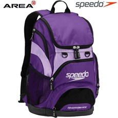 SPEEDO BACKPACK SWIMMING BAG - PURPLE