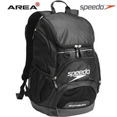 SPEEDO BACKPACK SWIMMING BAG - BLACK