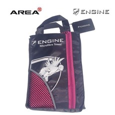 ENGINE MICROFIBER TOWEL PINK