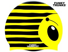 FUNKY TRUNKS The Bumble Bee Swim Cap