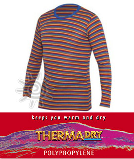 e8f5a4b3b ThermaDry Kids Thermal Long Sleeve TOP (Rainbow Stripe)