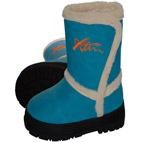 Pingu Baby/Infant Outdoor Winter Boots 0-2yrs (Blue)