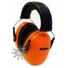 *FREE STORAGE TOTE** Tasco KidSafe Hearing Protection Ear Muffs for Babies & Kids - Orange (NRR 25dB)